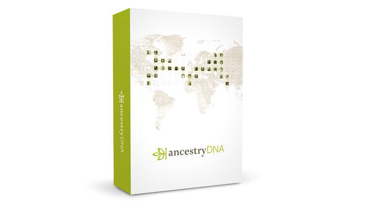AncestryDNAkit