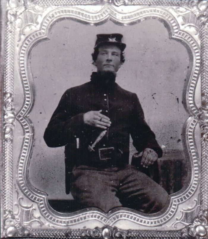 Samuel Simon Boone Civil War