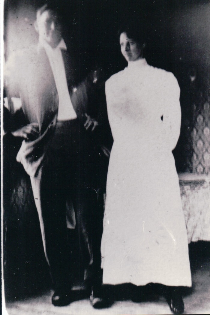 Ewing Prock & Maude Boone